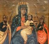 العذراء مع الطفل يسوع