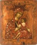 Арапетская икона  :: Икона Божией Матери Арапетская