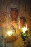 Бахчисарайская (Мариупольская) икона Божией Матери