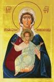 Икона Богородицы «Азъ есмь съ вами, и никтоже на вы».