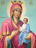 Икона Божией Матери именуемая Arvanitissa (Αρβανίτισσας)